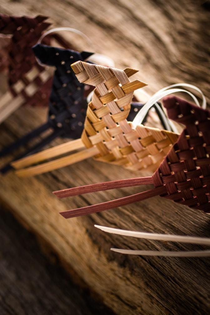 reed basket weaving instructions