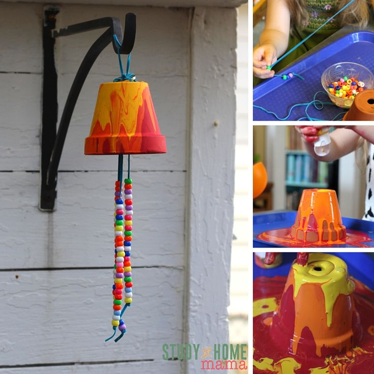 1000 ideas about wind chimes craft on pinterest wind for How to make a simple wind chime