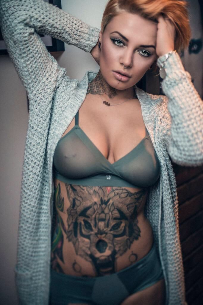 Eric liyah kane inked pinterest tattoo tatting and for Nude women tattoo