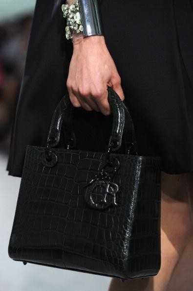 Borse Dior primavera estate 2013 - #bags #dior #black