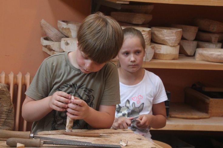 Handwerken Mit Kindern Holz