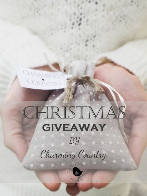 by Charming CountryChristmas Giveaway