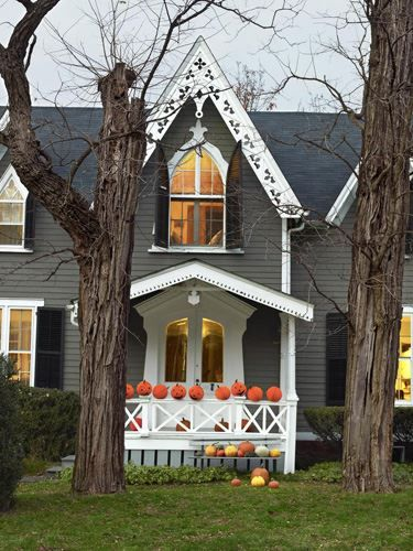 36 best fall decorating images on Pinterest Halloween decorations