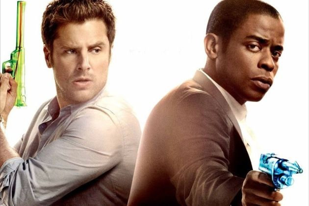 Psych Season 8: the end. Noooo!