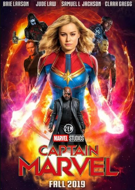 Captain Marvel 2019 English Movie Watch Online  Free -7478