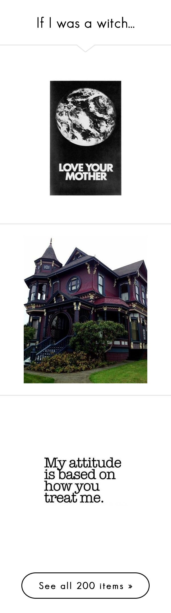"""""""If I was a witch..."""" by beachan on Polyvore"""