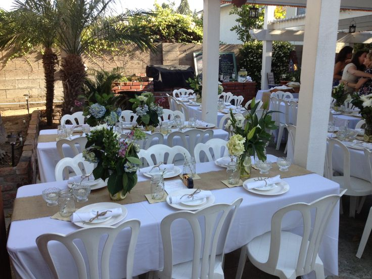 Top Inexpensive Outdoor Wedding Venues With Diy Ideas: Best 25+ Small Backyard Weddings Ideas On Pinterest