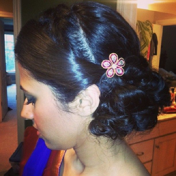 31 best Wedding Hair of Ohio | Getting Ready images on ...