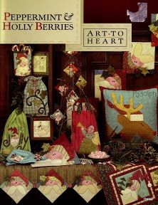 Art to Heart - Natal Peppermint and Holly Berries -