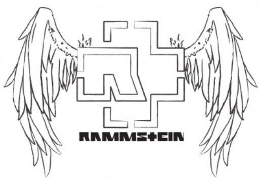 rammstein tribal tattoo by fangschrecke on deviantart