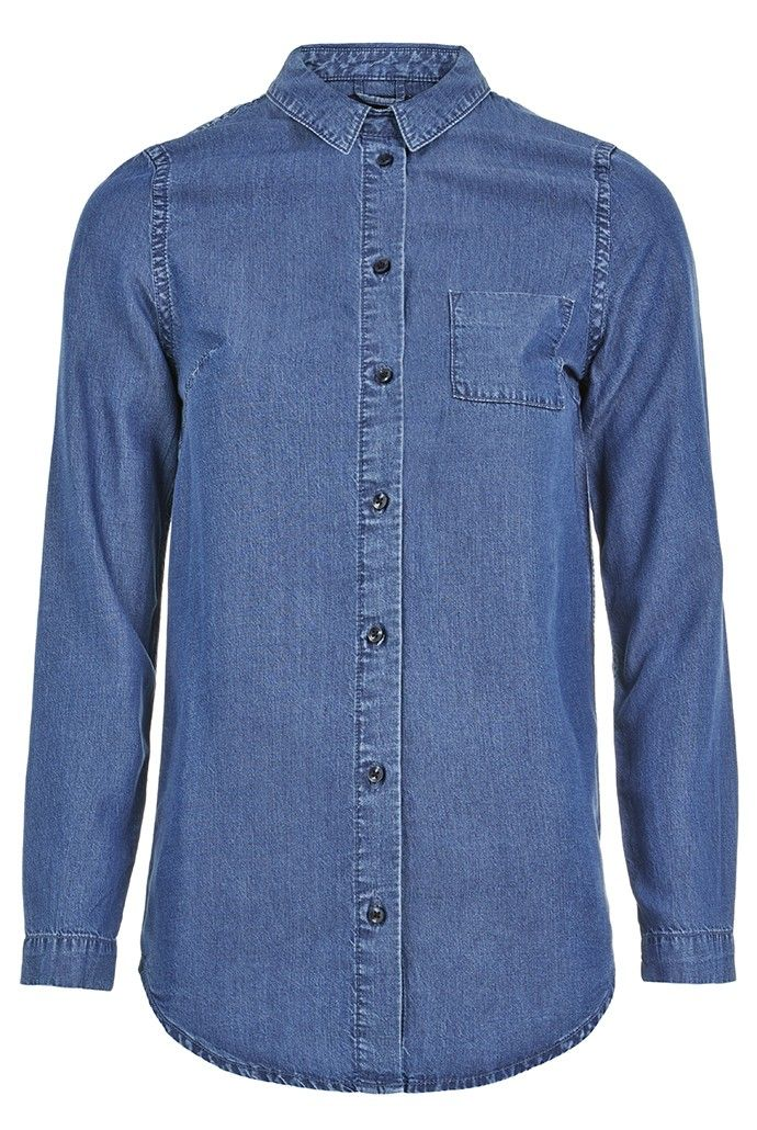 Waven Nott Light Denim Shirt