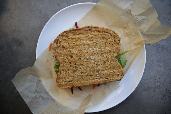 The Ultimate Veggie Sandwich // shutterbean