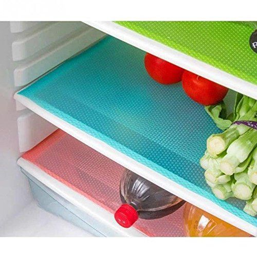 4 pcs / lot 29cm45cm Multifunction Refrigerator Pad Mat Fridge Anti-fouling Anti Frost Waterproof Pad  http://stylexotic.com/4-pcs-lot-29cm45cm-multifunction-refrigerator-pad-mat-fridge-anti-fouling-anti-frost-waterproof-pad/