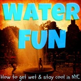 water playgrounds in and around NYC