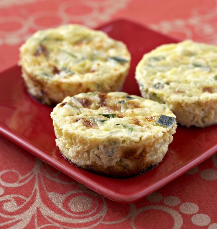 Flan de courgettes au parmesan - Recettes de cuisine Ôdélices