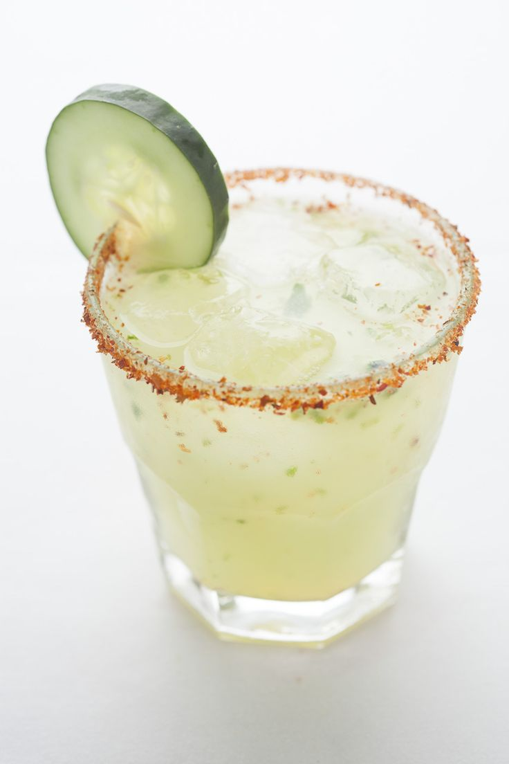 """THE DE LA CALLE  MARGARITA AT TOLOACHE """"This is a signature cocktail at Toloache: It's so well loved for the cool sweetness of the cucumber, which is paired with picante jalapeños. It's definitely one of my favorite margaritas and it's perfect for the summer months."""" —Julian Medina, chef and owner  Ingredients: 2 oz. Don Diego Blanco tequila 2 oz. cucumber purée 1 oz. lime juice 1 oz. light agave nectar ½ bar spoon of jalapeños, finely chopped 1 fresh cucumber, seeded and diced"""
