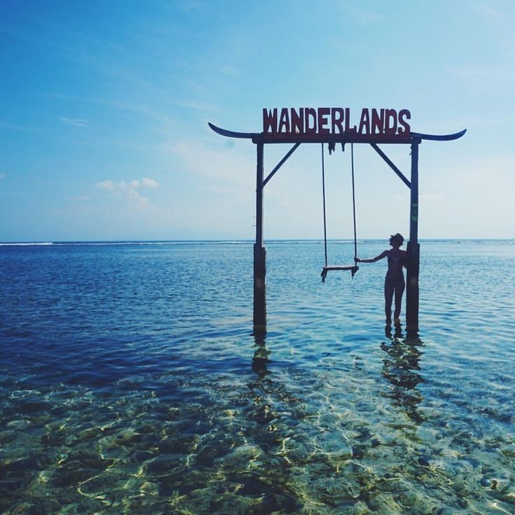 "Exploring Gili Trawangan, Indonesia - 119 Likes, 8 Comments - Sarah   Ranga Adventures  (@rangaadventures) on Instagram: ""High tides, good vibes """