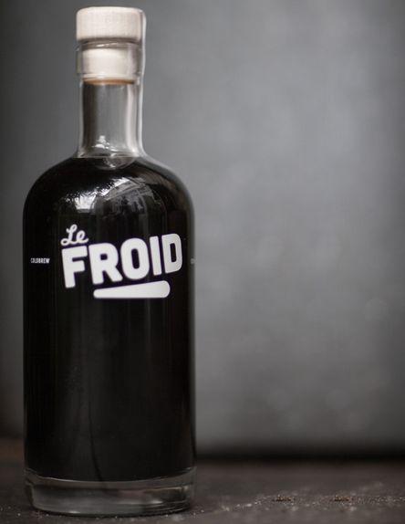 Hete koffie of ijskoffie? Er is meer: Koude koffie, en dan niet afgekoeld, maar cold brew. We testen Le Froid