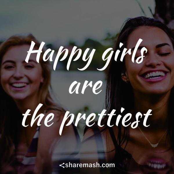 Best Caption for Girl Selfie | Instagram bio quotes, Good ...