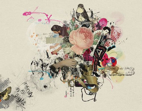 48 best collages images on Pinterest | Art collages, Collage art ...
