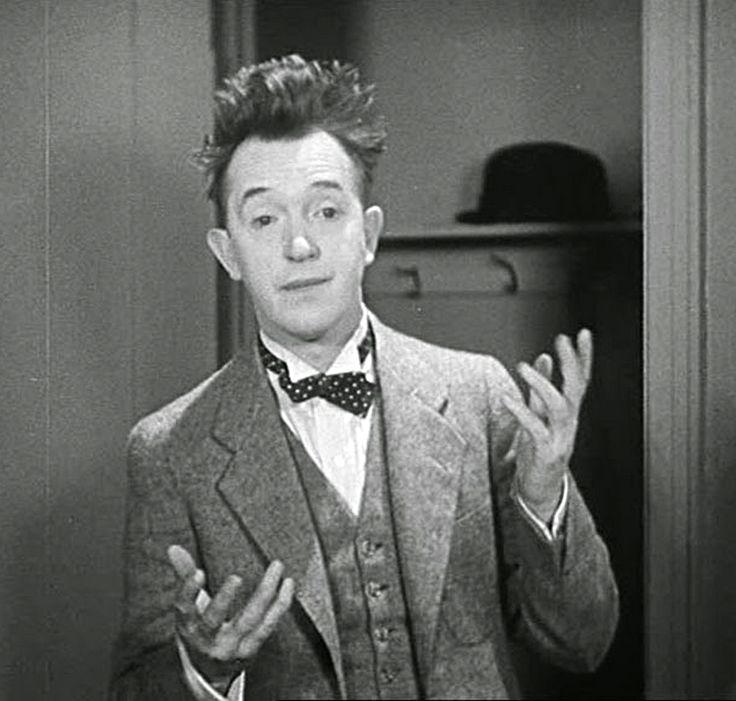 Stan Laurel in County Hospital, 1932