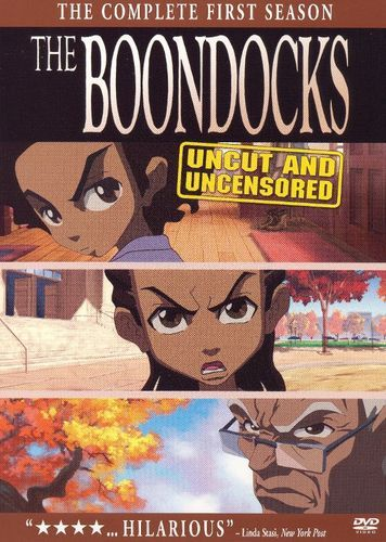 The Boondocks: The Complete First Season [3 Discs] [DVD]