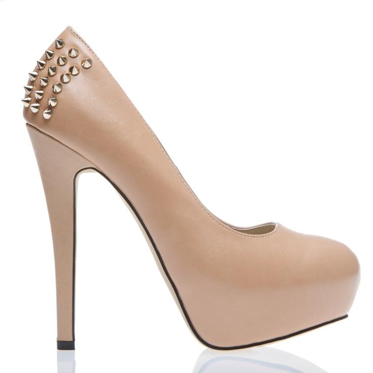 Nude pumps :)
