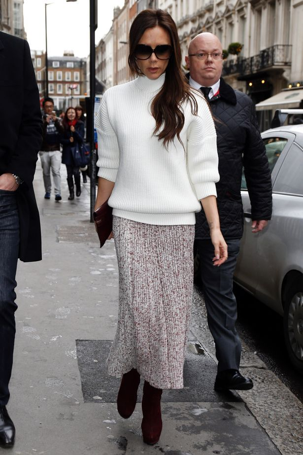 old victoria beckham style - Google Search