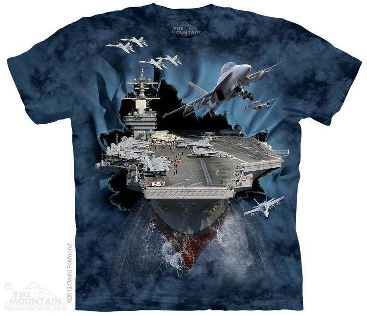 PRIKID - Aircraft Carrier T-Shirt, �37.00 (http://prikid.eu/aircraft-carrier-t-shirt/)