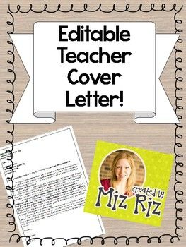 Are you applying for a teaching job and trying to write a cover letter to introduce yourself to a principal or school? Use my tried and tested cover letter template! This one is specifically for teachers who have already been working as a teacher.