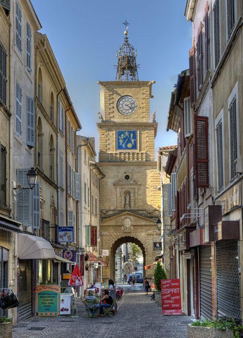 Salon-de-Provence, France