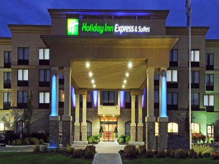 Belleville (ON) Holiday Inn Express Belleville Canada