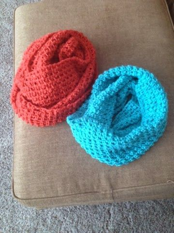 Priscillas: My Favorite Crochet Infinity Scarf Patterns