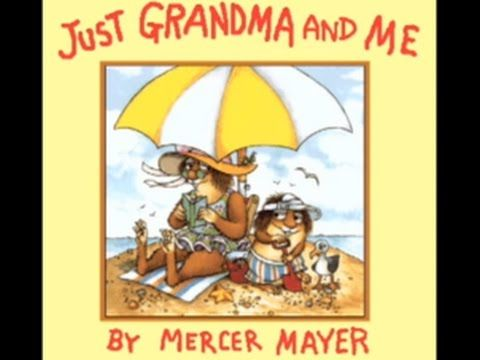 Living Books Just Grandma and Me (Read to Me Version)