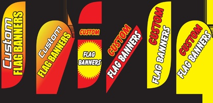 cheap Custom Flag Banners :: Advertising flags