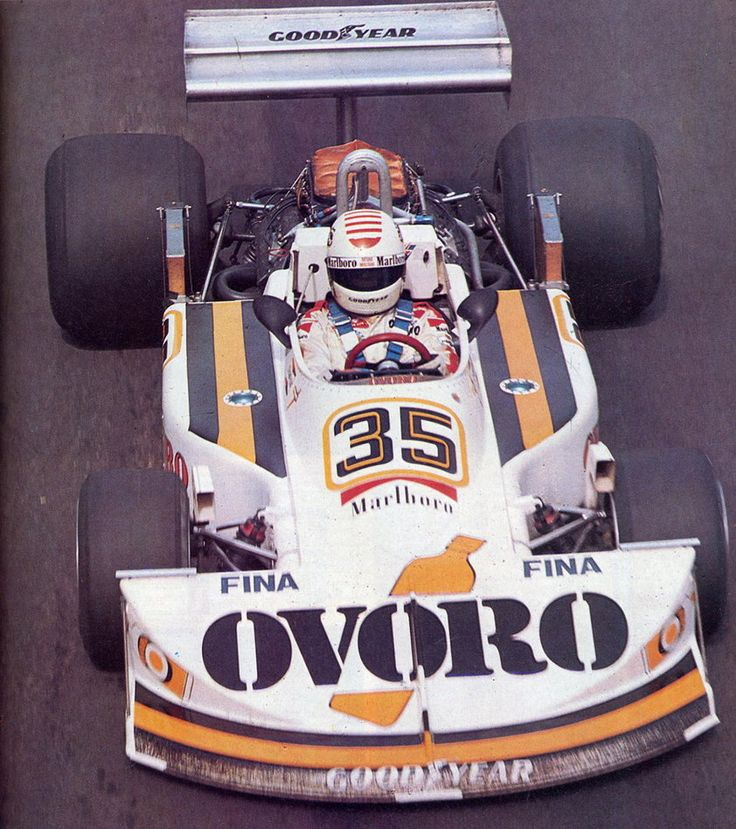 Arturo Merzario (Sweden 1976) by F1-history on DeviantArt