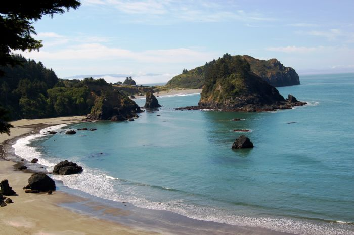 Trinidad State Beach, Trinidad/McKinleyville/Orick, Humboldt County, California