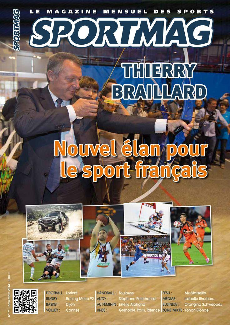 Dossier spécial sur Thierry Braillard, Secrétaire d'Etat aux Sports, et sa politique sportive.