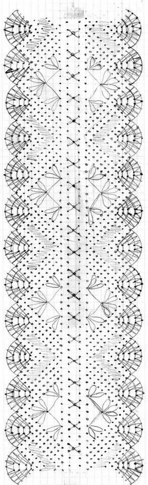 mønster til ekstra strømpebånd