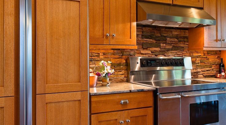 Innovative CraftsmanStyle Kitchen Cabinets  FineWoodworking