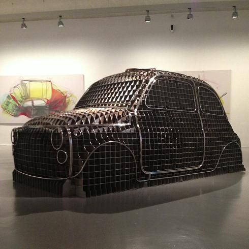 248 best car images on Pinterest Contemporary art, Installation - designer mobel ron arad kunst
