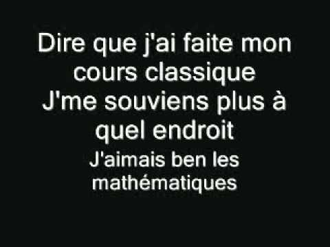 Beau Dommage - Ginette (4 Mots).mp4