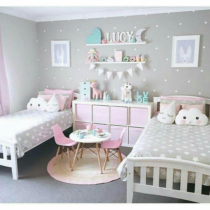 7 Small Bedroom Designs By Professional Experts: Více Než 25 Nejlepších Nápadů Na Pinterestu Na Téma Dívčí