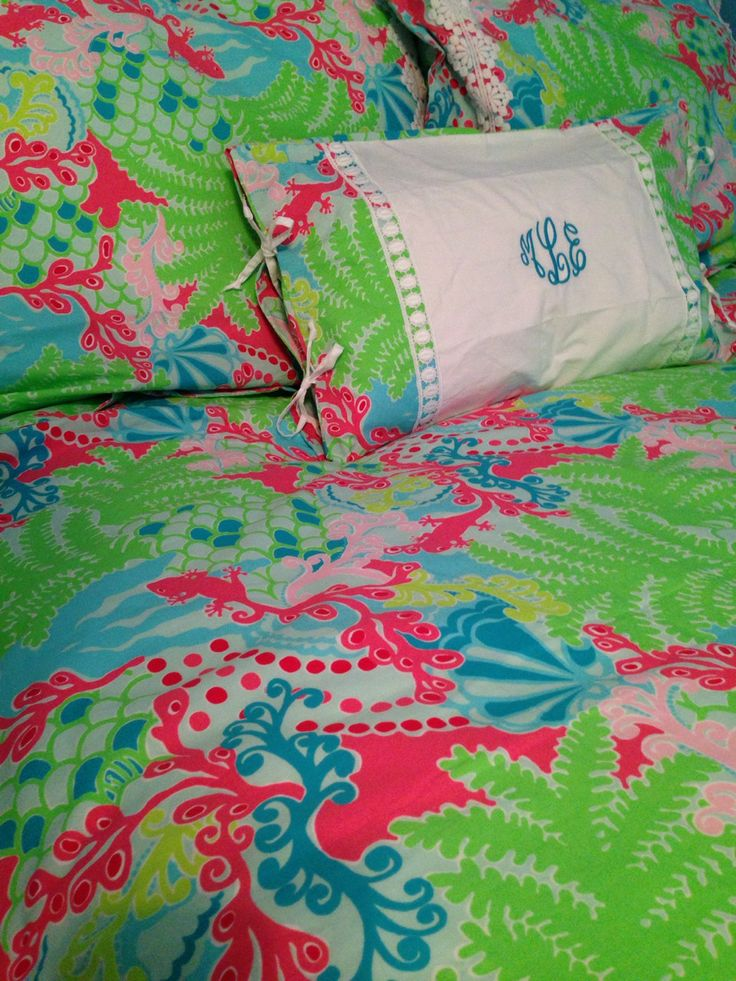71 Best Lilly Pulitzer Bedroom Images On Pinterest