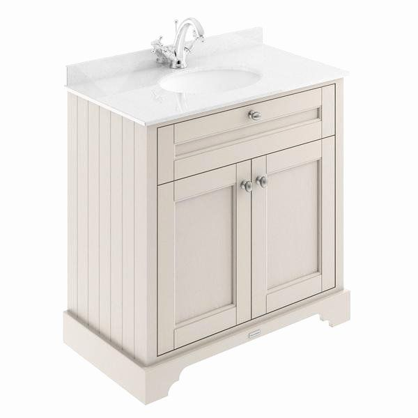 Gsi Bathroom Furniture Lovely Old London 800mm Basin Unit Marble Top