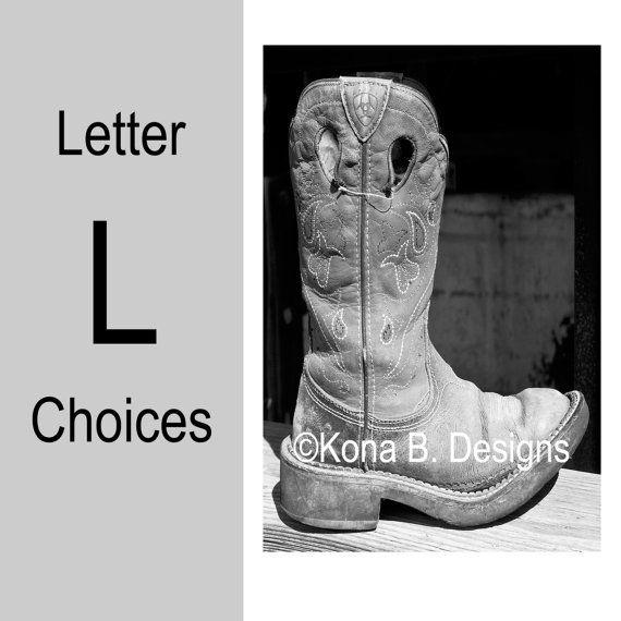 Color Alphabet Photography Letters