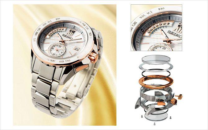 <セイコー ブライツ>エグゼクティブ ラインから、セイコー腕時計100周年記念限定モデル発売