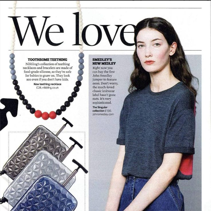 The Guardian Fashion: John Smedley neon unisex collection for our Singular range