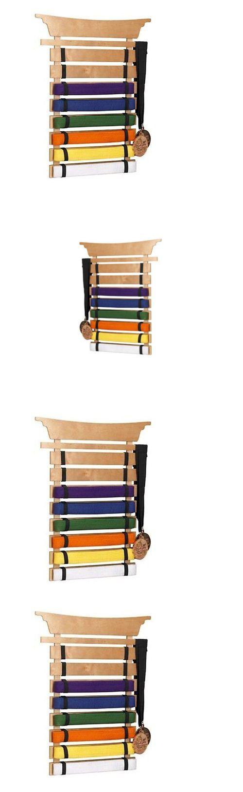 Karate belt display ideas - Belt Displays 179768 Karate Martial Arts Belts Holder Judo Rack Wall Display Kung Fu Organize