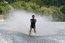 Esquí acuático - Wikipedia, la enciclopedia libre